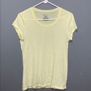 no boundaries yellow top